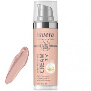 Lavera Tinted Moisturising Cream 3 in 1 with Q10