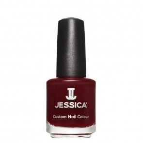 Jessica Custom Nail Colour Cherrywood 234