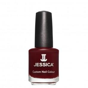 Jessica Custom Nail Colour Cherrywood 234