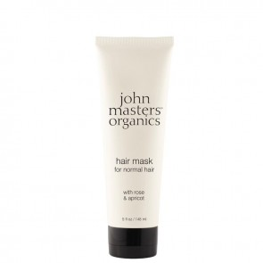 John Masters Organic Hair Mask For Normal Hair With Rose & Apricot