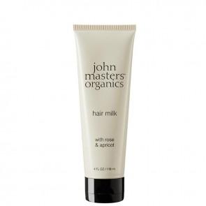 John Masters Organic Hair Milk with Rose & Apricot 30ml