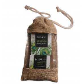 Organic Trevarno Cleanse & Protect Soap Gift Set
