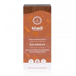 Khadi Herbal Hair Colour Golden Brown