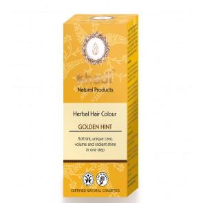 Khadi Herbal Hair Colour Golden Hint Blonde