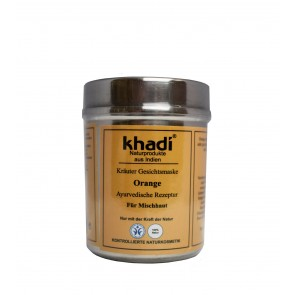 Khadi Herbal Face Mask Orange