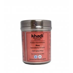 Khadi Herbal Face Mask Rose Petals