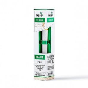 CBDFX Terpens Disposable Pen OG Kush 50mg