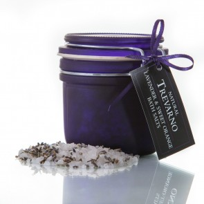 Organic Trevarno Lavender & Sweet Orange Bath Salts