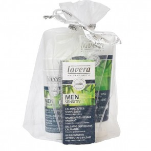 Lavera Men Cleanse & Shave Gift Set