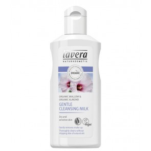 Lavera Organic Gentle Cleansing Milk