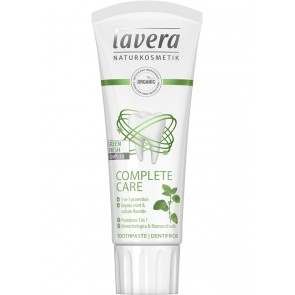Lavera Complete Care Toothpaste with Mint & Fluoride