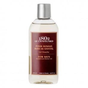Le Chatelard 1802 Men's Sandalwood Shower Gel