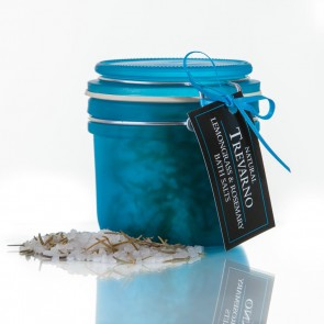 Organic Trevarno Lemongrass & Rosemary Bath Salts