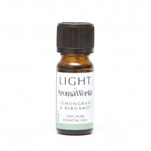 Aromaworks Light Range Lemongrass Essential Oil