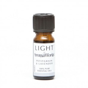 Aromaworks Light Range Petitgrain & Lavender Essential Oil