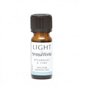 Aromaworks Light Range Spearmint & Lime Essential Oil