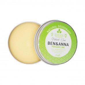 Ben & Anna Deodorant Lemon & Lime Tin