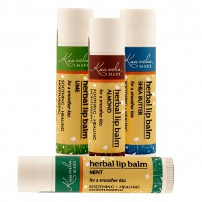Kuumba Made Organic Flavoured Herbal Lip Balm