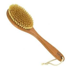 Forsters Massage Brush Long Handle Beech Wood & Natural Bristles