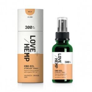 Love Hemp Oil Atomiser Spray 30ml - 300mg