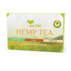 Love Hemp Tea 10 bags 30g