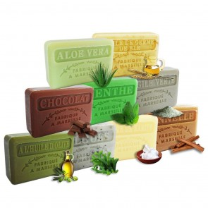Natural French Marseille Soap 125g