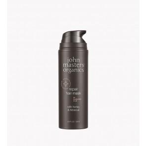 John Masters Organics Repair Hair Mask for Damaged Hair with Honey & Hibiscus