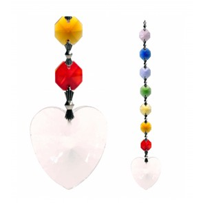 Metta Feng Shui Chakra Crystal Unconditional Love