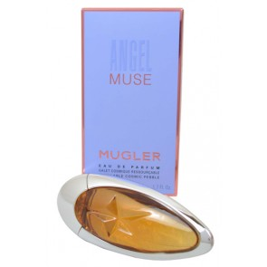 Thierry Mugler Angel Muse EDP Spray 50ml Refillable Cosmic Pebble