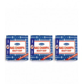 Nag Champa 3 Beauty Soaps