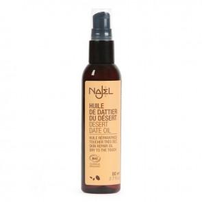 Najel Desert Date Oil Certified Organic Dry Skin & Brittle Hair