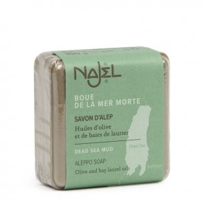 Najel Dead Sea Clay Soap