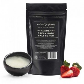 Natural Spa Factory Strawberry & Cream Body Scrub
