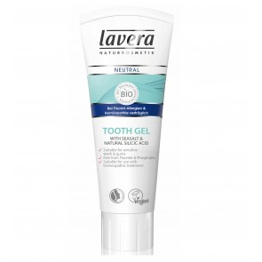 Lavera Neutral Tooth Gel with Sea Salt
