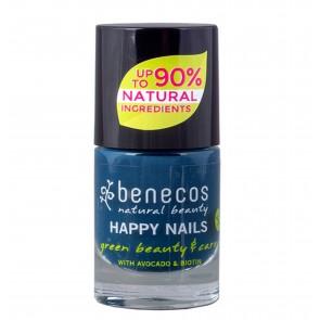 Benecos Nail Polish Nordic Blue