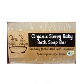 Organic Lavender Baby Soap Bar