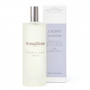 Aromaworks Light Petitgrain & Lavender Room Mist