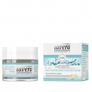 Lavera Anti Ageing Moisturiser with Q10