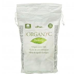 Organyc 100% Organic Biodegradable Cotton Balls