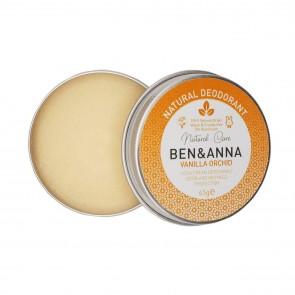 Ben & Anna Vanilla Orchid Deodorant Tin