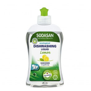 Sodasan Ecological Lemon Washing up Liquid