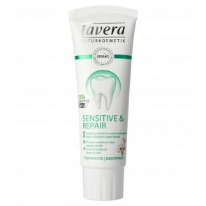 Lavera Senstive & Repair Toothpaste with Fluoride