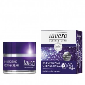 Lavera Re-energising Sleeping Cream