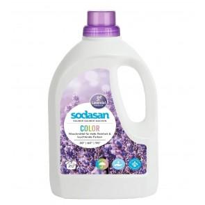 Sodasan Lavender Color Liquid Laundry Detergent