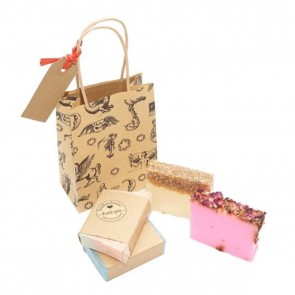 Handmade Soap Duo Gift Set