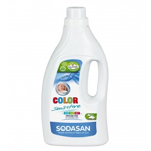 Sodasan Sensitive Laundry Liquid