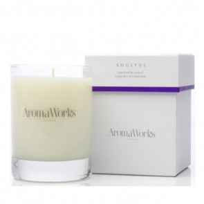 Aromaworks  Soulful Candle 30 cl