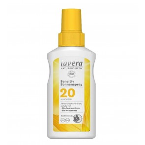 Lavera Organic Sensitive Sun Spray SPF20