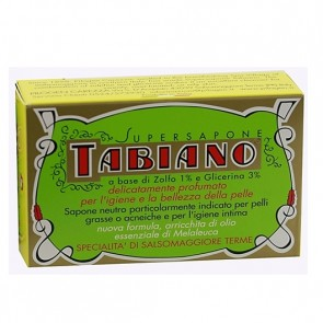 Tabiano Soap Bar