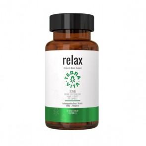 TerraVita Capsules Relax 30mg 15 capsules